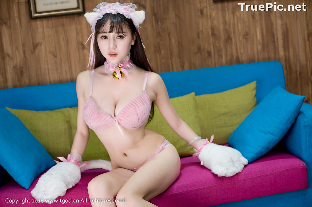 Image TGOD Photo Album – Chinese Model - Kitty Zhao Xiaomi (赵小米) - TruePic.net - Picture-2