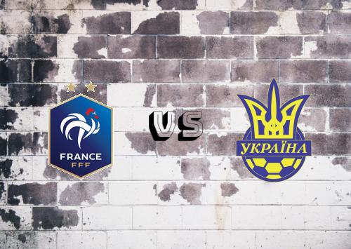 Francia vs Ucrania  Resumen y Partido Completo