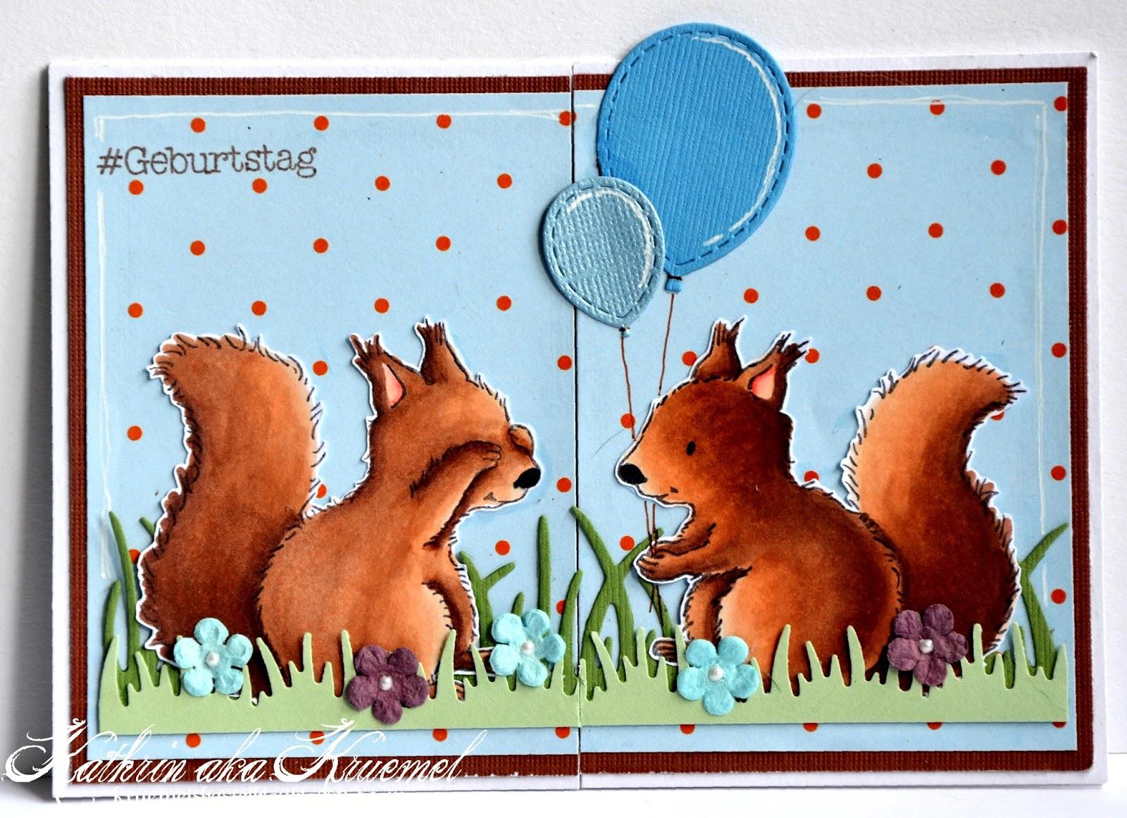 kruemels bastelblog eichhörnchengeburtstag