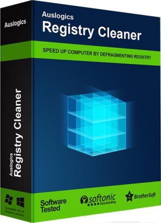 نتيجة بحث الصور عن Auslogics Registry Cleaner