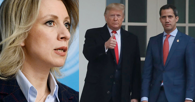 Rusia asegura que Donald Trump ya no confía en Juan Guaidó y se quiere deshacer de él
