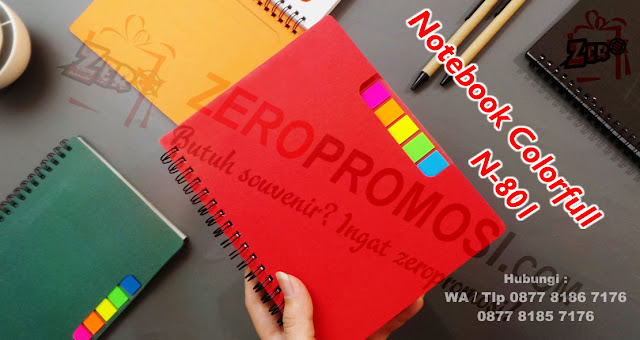 Jual Notebook Colorful Plus Post It + Sablon N801 (Notes) , Souvenir Memo, Sticky Note, dan Agenda, Notebook Colourful Plus Post It , Jual Souvenir Note Murah , MD Memo Post It Warna-Warni untuk Penanda Buku, Post it Sticky note - Sticky Memo Pad, Souvenir Notes, Custom Agenda