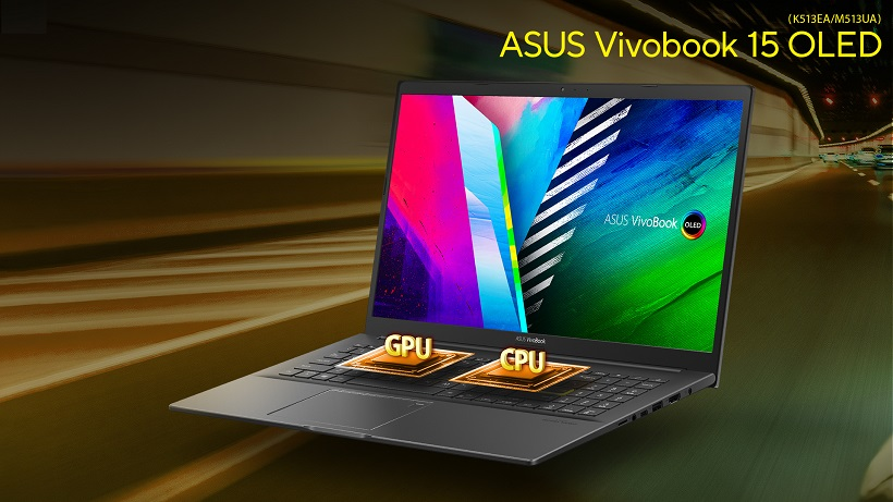 ASUS VivoBook 15 OLED: Performance that WOWS!