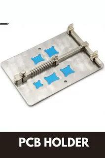 pcb holder soldering