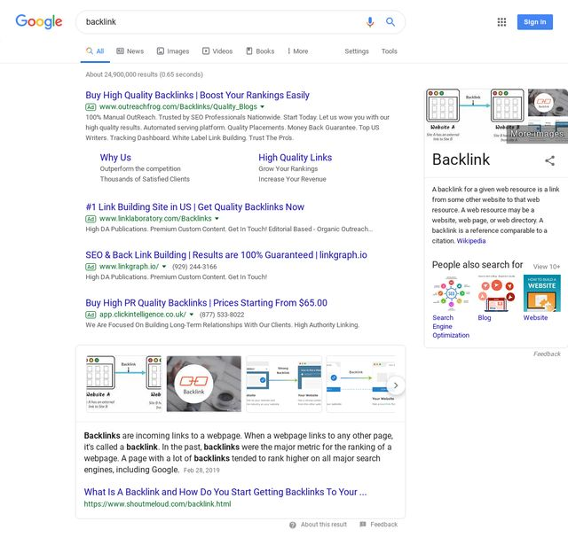 Google Ads and Featured Snippets