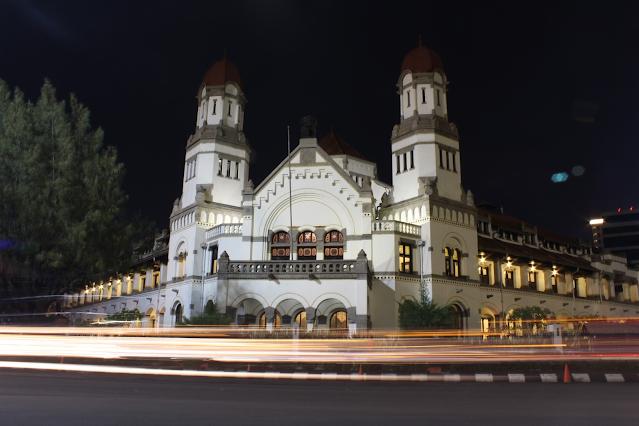 Lawang Sewu of Semarang,