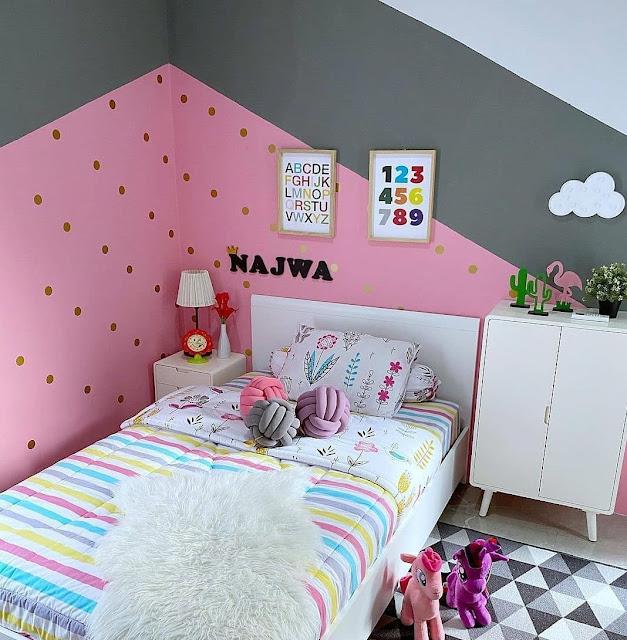 Desain Wallpaper Dinding Cantik untuk Kamar Tidur Minimalis