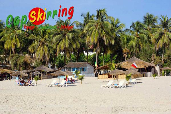 Plage Cap Skirring en Casamance, au sud-ouest du Sénégal : Plage, Cap Skirring, Casamance, ziguinchor, vacance, loisirs, sortie, détente, sports, LEUKSENEGAL, Dakar, Sénégal, Afrique
