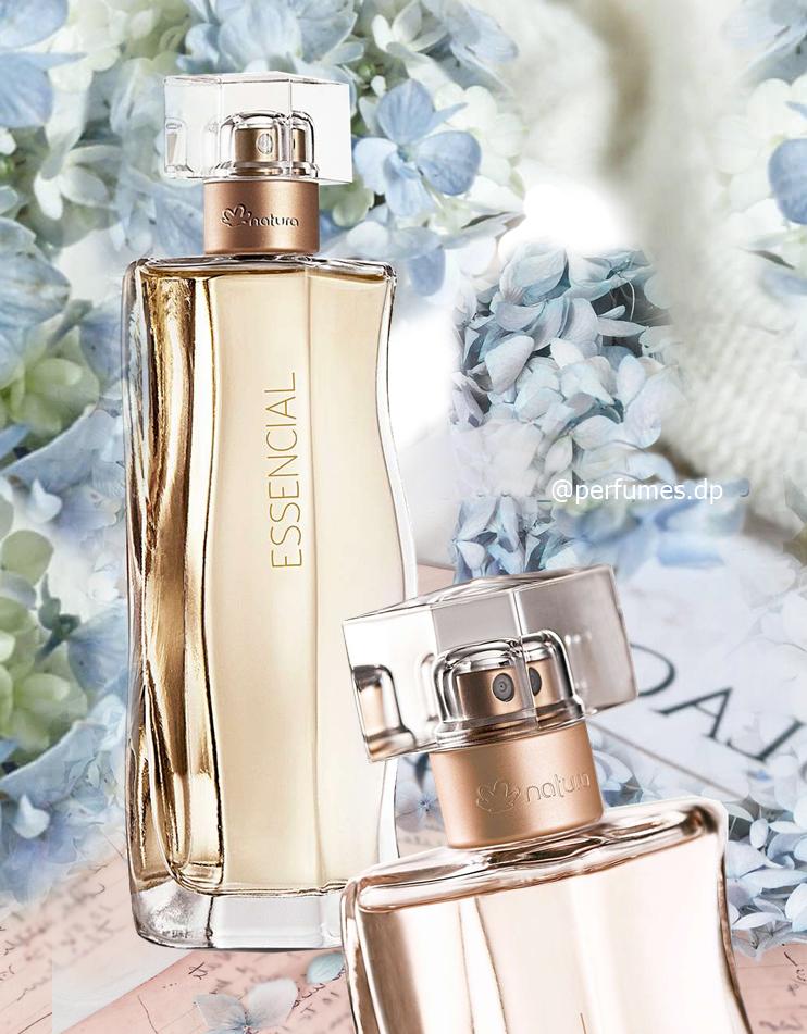 Natura perfume Essencial resenha