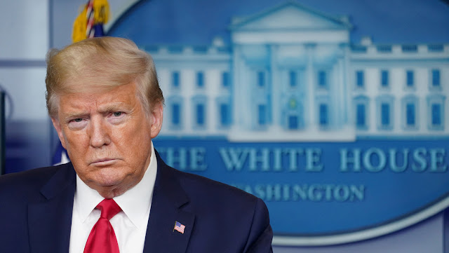 """Trump acusa a la OMS de haber """"minimizado muy fuertemente la amenaza"""" del covid-19 y se queja de que EE.UU. la financie más que China y otros países"""