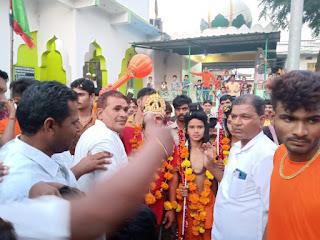 धन्नड हिंदू मुस्लिम मिलकर करते हैं रावण दहनक, ई वर्षों से कायम है परंपरा