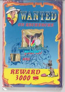 Lucky Luke, Wanted, Juge Roy Bean, 2001