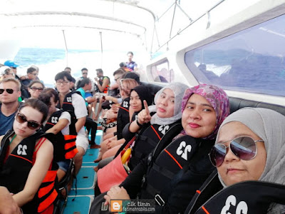 Speedboat, krabi