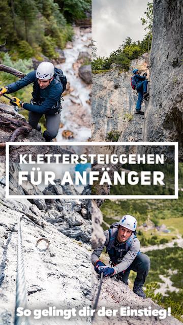 Klettersteiggehen für Anfänger – So gelingt dir der Einstieg! Klettersteig gehen - das ist wichtig für den Anfang 22