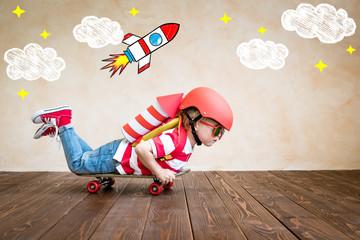 الخيال عند الطفل هل ده سلوك فطري ام سلوك مكتسب