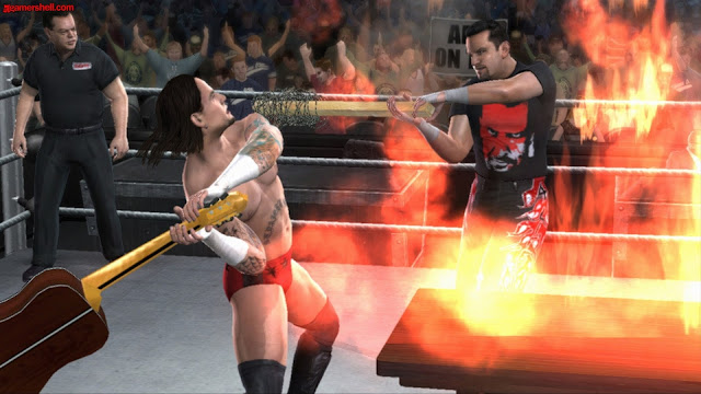 Download WWE Smackdonw Vs Raw 2008 Game For Windows 7