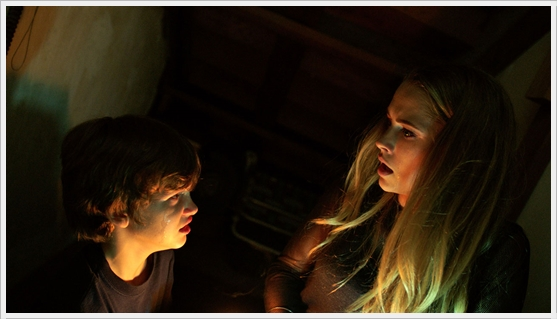 Lights Out - Martin and Rebecca