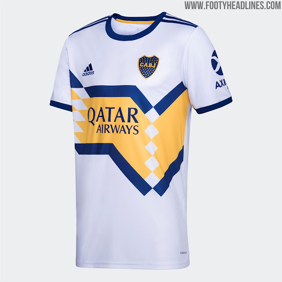 Stunning Adidas Boca Juniors 2020 Away Kit Released - Footy Headlines
