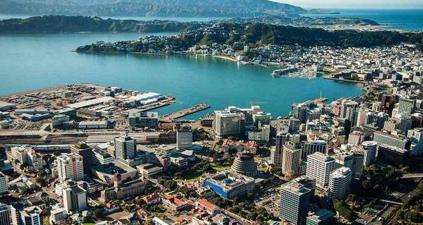 Destinari Keren Wellington Selandia Baru