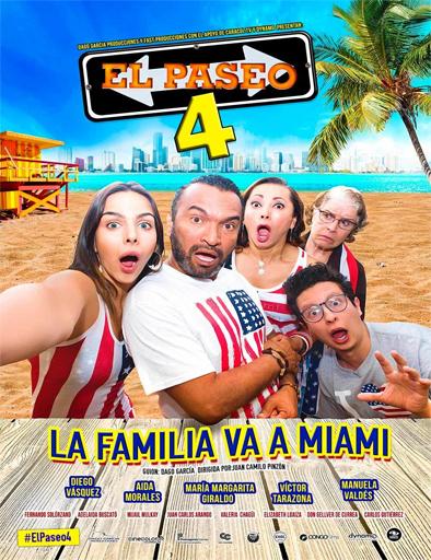 Ver El paseo 4 (2016) Online