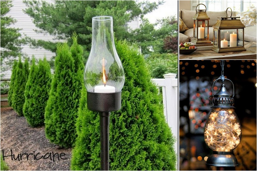 Lanterns & Lighting - Lighting Low For Beautiful Home Decor