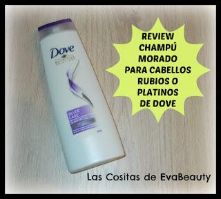 #champumorado #dove #hair #pelo #cabello #silvercare #notino #opinion #review