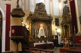 Acto conmemorativo del IV centenario de Stmo. Cristo del Amor y Ntra. Sra. del Socorro de Sevilla