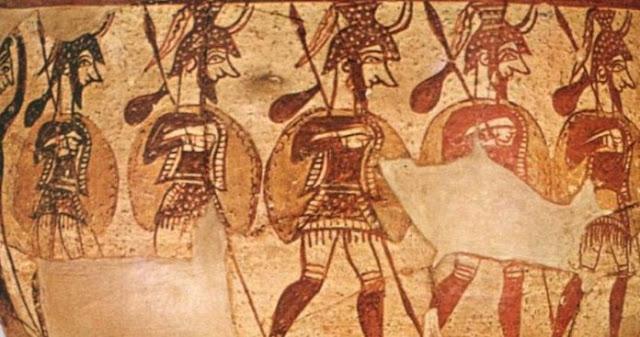 Η ιστορία μέσα στη μυθολογία… Ηρακλής, Μυκήνες, Θηβαϊκός Κύκλος
