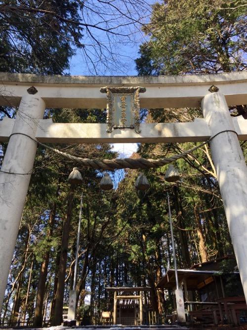 宝登山神社・奥院