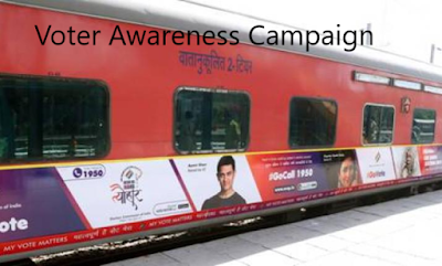 Railways+for+Voter+Awareness+Campaign