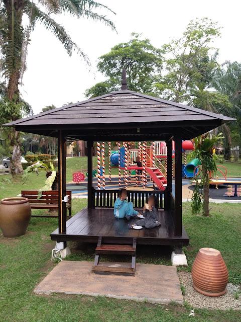 Cuti best di Sungkai, Perak dengan anak-anak