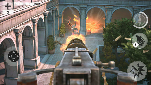 تحميل لعبة Brothers in Arms 3 مهكرة للاندرويد