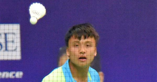 Maisnam Meiraba Luwang has won the Men's singles Bangladesh Junior International Badminton Series 2019 in Dhaka