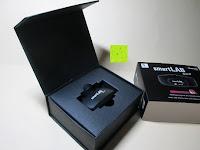 auspacken: smartLAB hrm W Bluetooth 4.0 /ANT Herzfrequenzstoffgürtel NEU nachfolger von smartLABhrm und smartLABhBeat.
