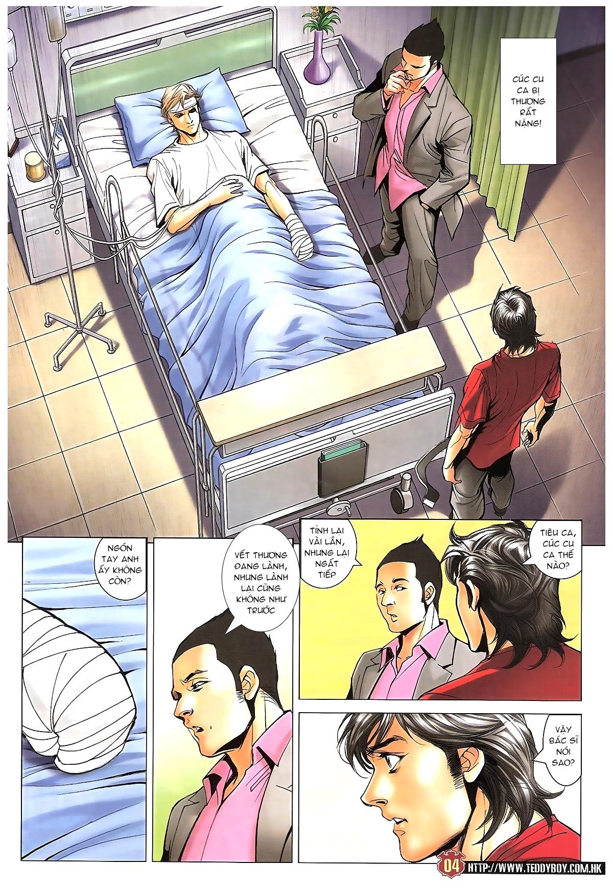Người Trong Giang Hồ - Chapter 1619: Nhân sinh bách luyện cương - Pic 3