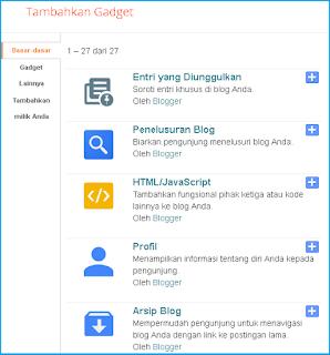 Widget merupakan sebuah aplikasi yang di sudah ada pada website atau bisa di pasang pada web atau blog dengan menggunakan beberapa kode. Widget biasanya tampil bisa berbagai macam seperti gambar, Flash, Video, dan lainnya.