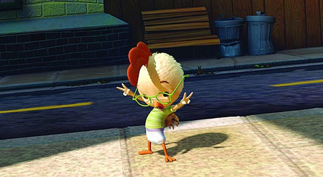 Chicken Little 2005 animatedfilmreviews.filminspector.com