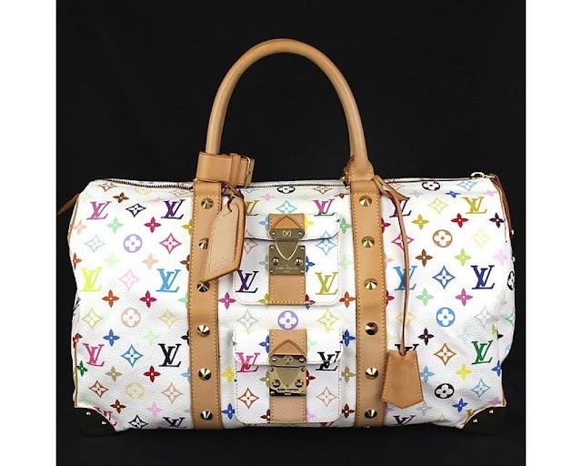 sac a main Louis Vuitton- collection Monogram Multicolore