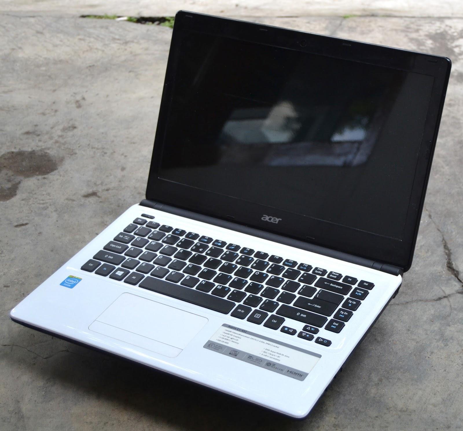 Jual Acer Aspire E1 432 Bekas Di Malang