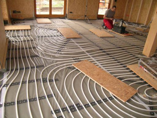 heating instal systemkomponenten der fu bodenheizung. Black Bedroom Furniture Sets. Home Design Ideas