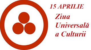 15 aprilie: Ziua Universală a Culturii