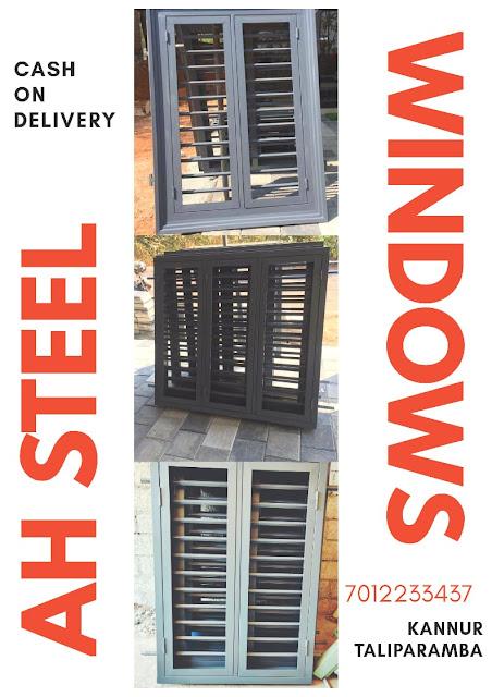 Steel Windows - Stainless Steel Window Latest Price