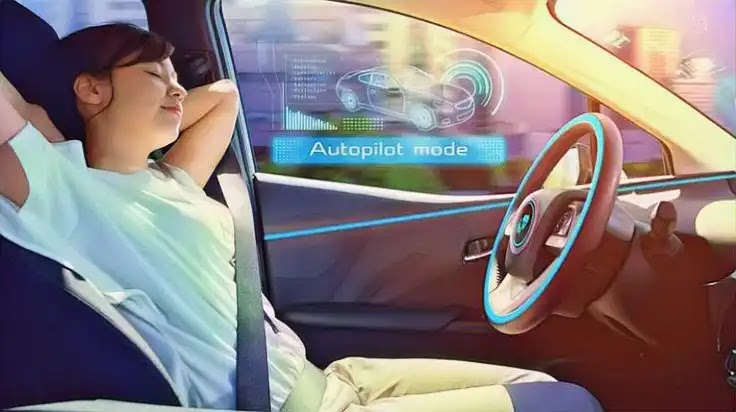 Breaking Down the Operation of Self-Driving Cars
