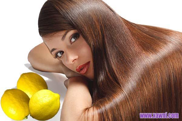 فوائد الليمون للشعر المتساقط