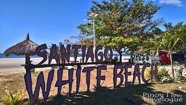 Santiago White Beach, Camotes Island