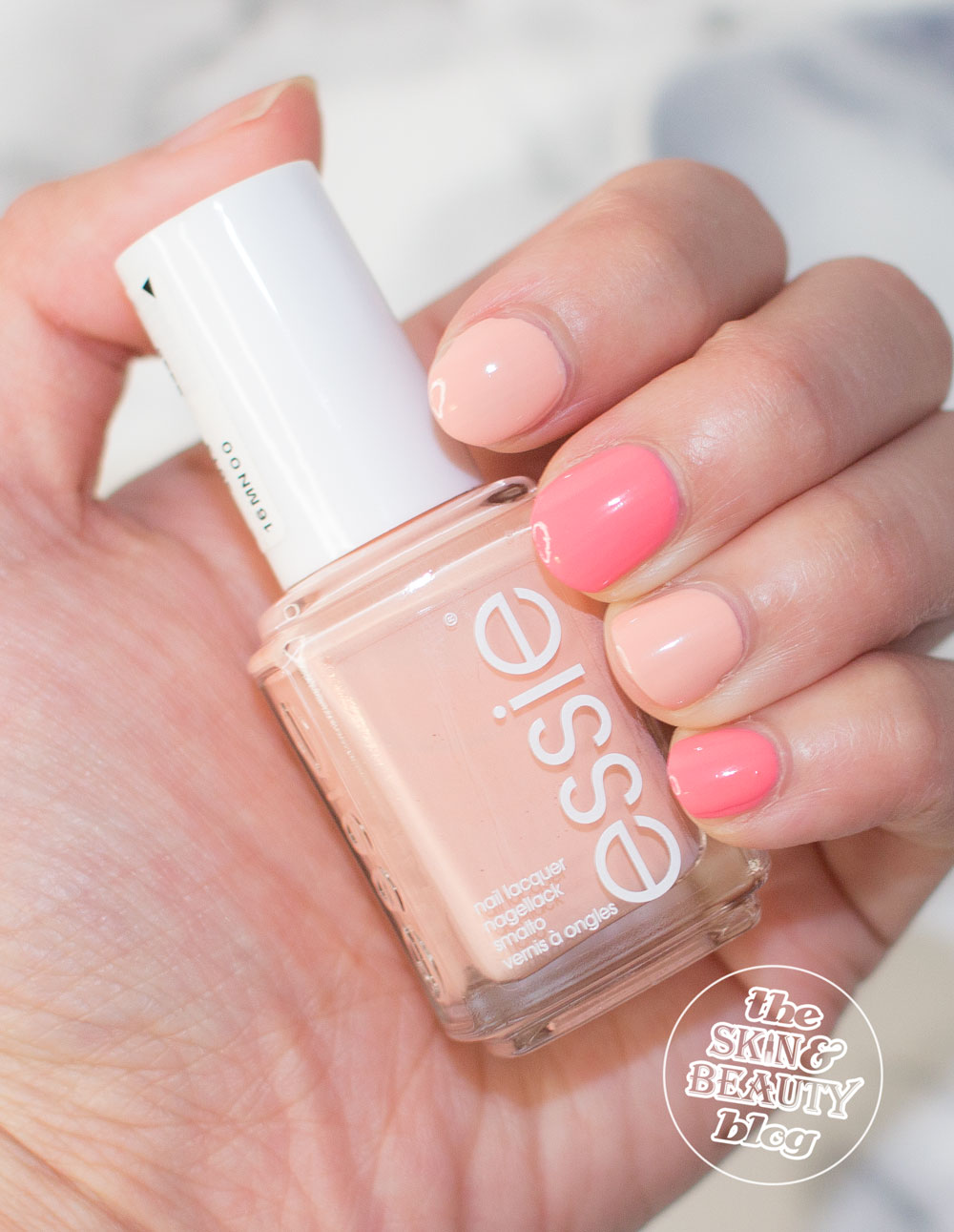 Essie High Class Affair Nail Polish Review Swatches