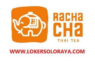 Lowongan Kerja Rachacha Thai Tea 2020 Terbaru Bulan Juli 2020 ...
