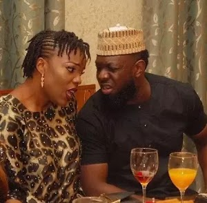 Popular Dance Hall Singer Timaya and Empress Njamah spotted together years after their break up