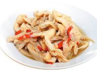 Resep masakan tumis jamur putih