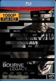 El Legado De Bourne [1080p BRrip] [Latino-Inglés] [GoogleDrive] RafagaHD